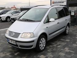 Volkswagen Sharan I  2008