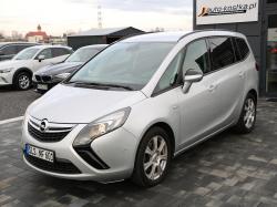 Opel Zafira C  2013