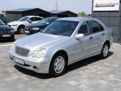 Mercedes C 200 W203  2001
