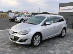 Opel Astra IV  2014