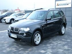 BMW X3 E83  2007
