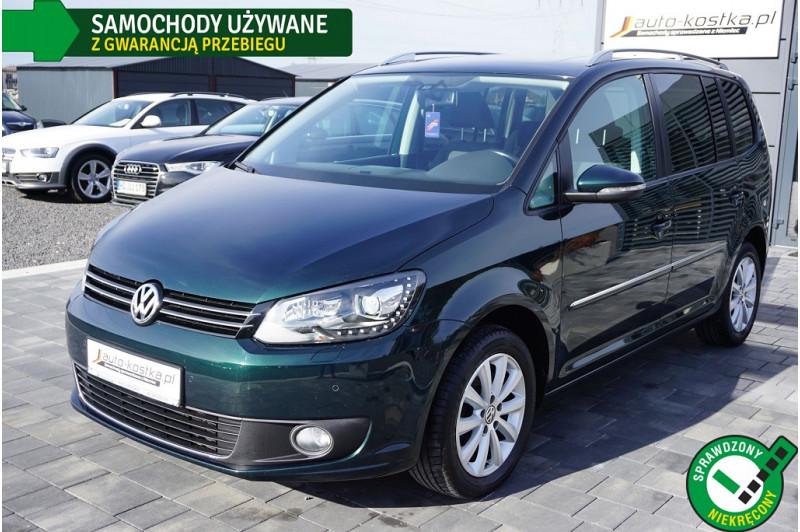 Volkswagen Touran II  2012
