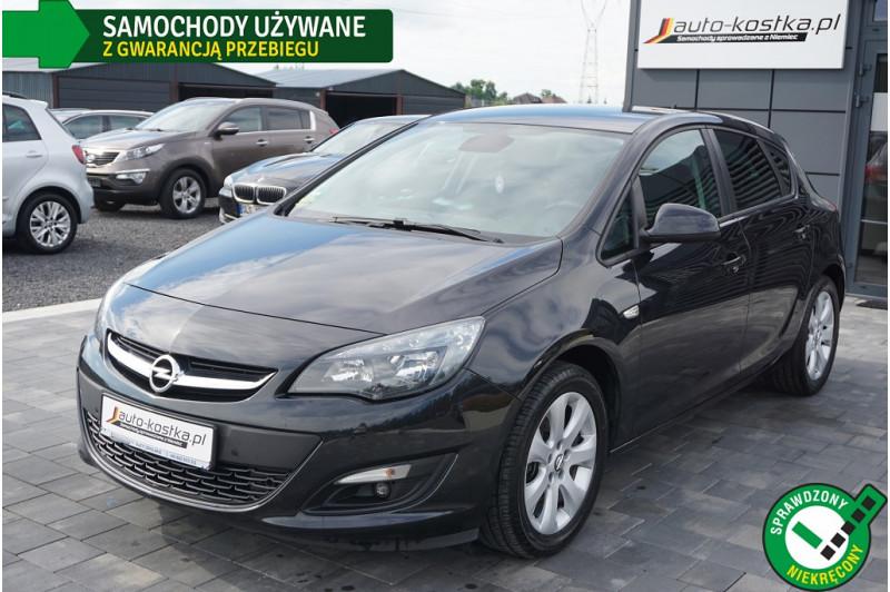 Opel Astra IV  2015