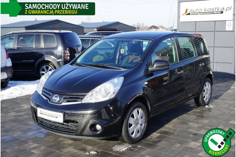 Nissan Note I  2011