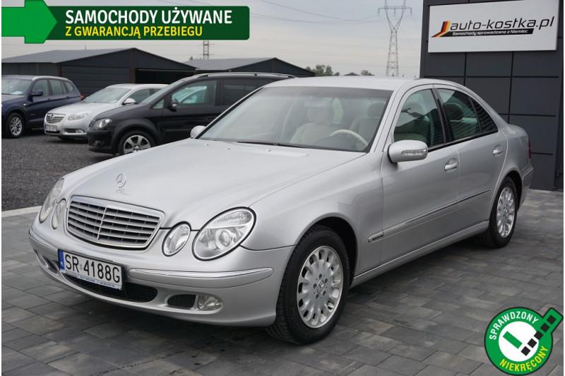 Mercedes E 220 W211  2004