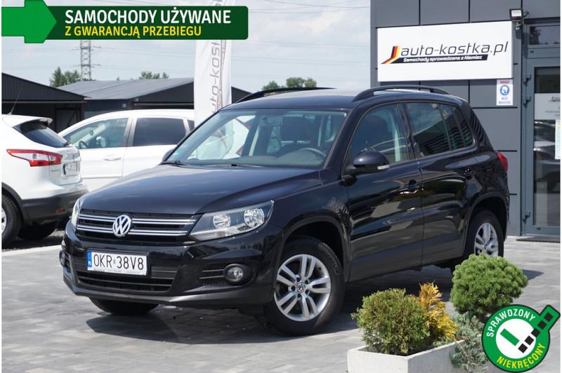 Volkswagen Tiguan I  2013