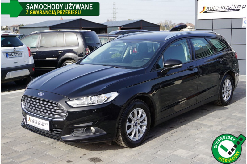 Ford Mondeo Mk5  2017