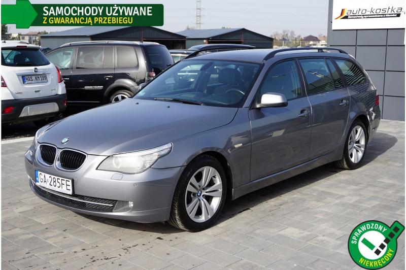 BMW 520 E60  2010