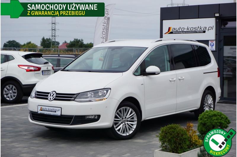 Volkswagen Sharan II  2014