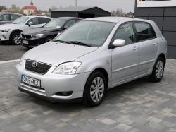 Toyota Corolla Seria E12  2002